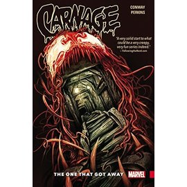 Marvel Comics CARNAGE TP VOL 1 THE ONE THAT GOT AWAY