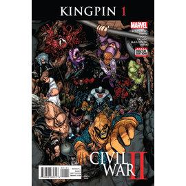 Marvel Comics Civil War II TP Kingpin