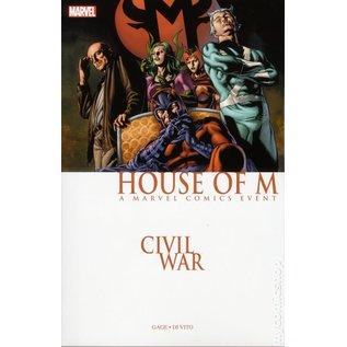 Marvel Comics CIVIL WAR TP HOUSE OF M