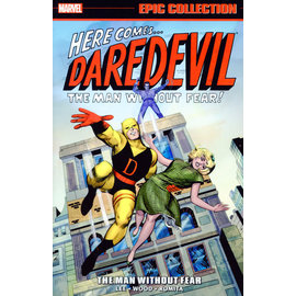 Marvel Comics DAREDEVIL EPIC COLLECTION MAN WITHOUT FEAR TP