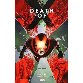 Marvel Comics Death of X TP