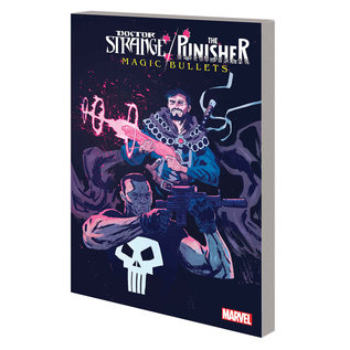 Marvel Comics Doctor Strange/Punisher Magic Bullets TP