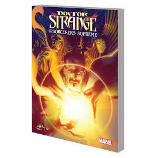 Marvel Comics Doctor Strange Sorcerers Supreme TP VOL 1 OUT OF TIME