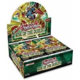 Konami Rise of the Duelist Booster