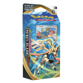 Pokemon Company Rebel Clash Theme Deck Zacian