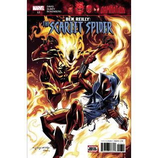 Marvel Comics BEN REILLY: THE SCARLET SPIDER #17