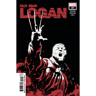 Marvel Comics OLD MAN LOGAN #47