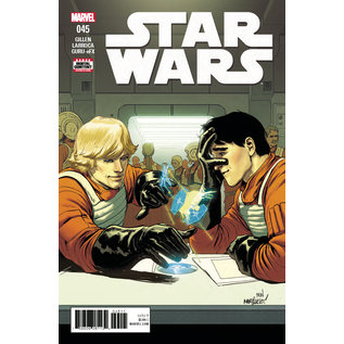 Marvel Comics STAR WARS #45
