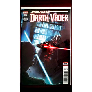 Marvel Comics Star Wars: Darth Vader #9