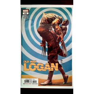 Marvel Comics OLD MAN LOGAN #45