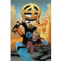 Marvel Comics X-MEN: RED #7 MARQUEZ RETURN OF FANTASTIC FOUR VAR