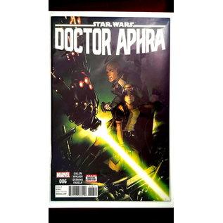 Marvel Comics Star Wars Doctor Aphra #06