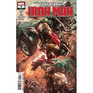 Marvel Comics TONY STARK: IRON MAN #09