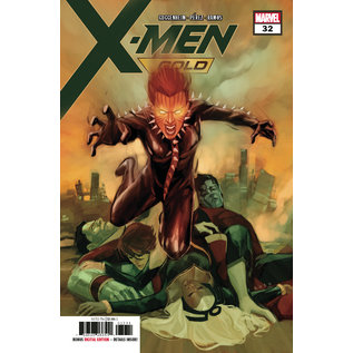 Marvel Comics X-MEN: GOLD #32