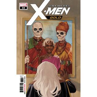 Marvel Comics X-MEN: GOLD #34
