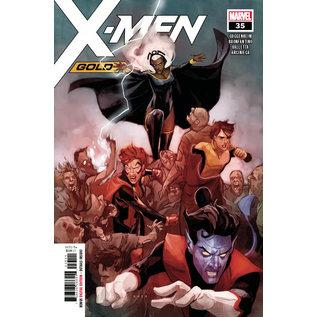 Marvel Comics X-MEN: GOLD #35