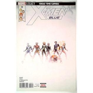 Marvel Comics X-MEN: BLUE #20
