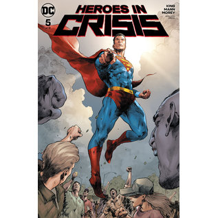 DC Comics HEROES IN CRISIS #5 (OF 9)