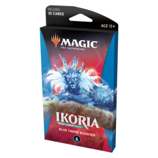 Wizards of the Coast Ikoria: Lair of Behemoths Theme Booster
