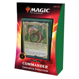 Wizards of the Coast Commander 2020: Enhanced Evolution