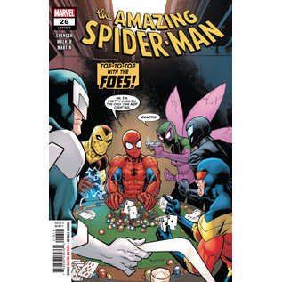 Marvel Comics AMAZING SPIDER-MAN #26 (2019)