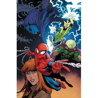Marvel Comics AMAZING SPIDER-MAN #25 (2019)