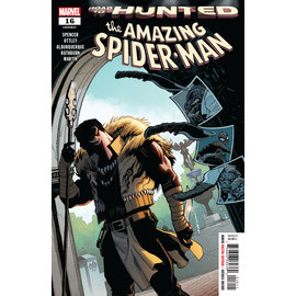 Marvel Comics AMAZING SPIDER-MAN #16 Road to the Hunted