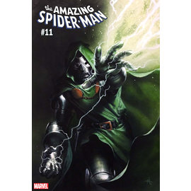 Marvel Comics AMAZING SPIDER-MAN #11 FANTASTIC FOUR VILLAINS VAR