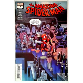 Marvel Comics AMAZING SPIDER-MAN #07