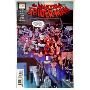 Marvel Comics AMAZING SPIDER-MAN #07 (2018)