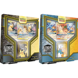 Pokemon Company Battle League Deck Bundle