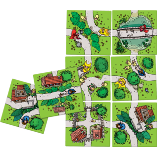 Z-Man Games Carcassonne: My First Carcassonne