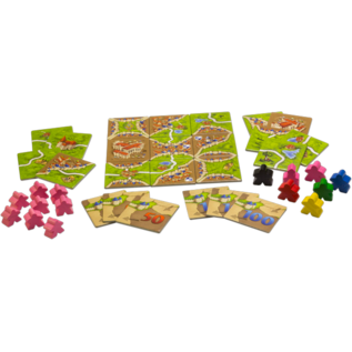 Z-Man Games Carcassonne: Inns & Cathedrals