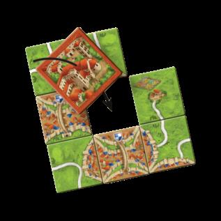 Z-Man Games Carcassonne: Abby & Mayor