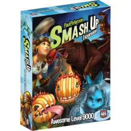 AEG Smash Up: Awesome Level 9000 Expansion
