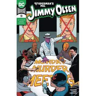 DC Comics Supermans Pal Jimmy Olsen #10 (Of 12)