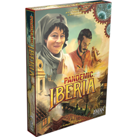 Z-Man Games Pandemic: Iberia