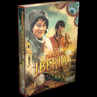 Z-Man Games Pandemic: Iberia