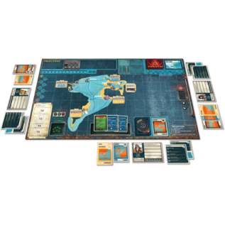 Z-Man Games Pandemic Legacy Season 2 Black Box
