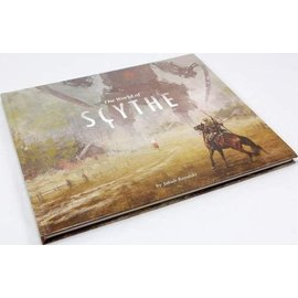 The World of Scythe Art Book