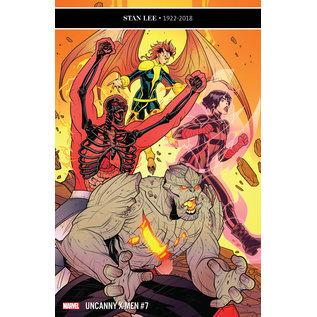 Marvel Comics UNCANNY X-MEN #07  (2019)