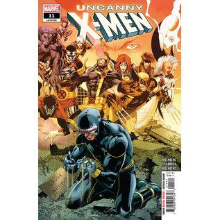 Marvel Comics UNCANNY X-MEN #11 (2019)