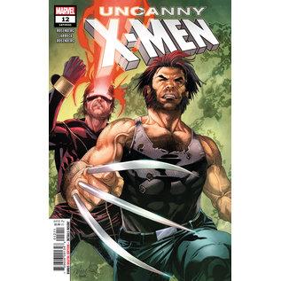 Marvel Comics UNCANNY X-MEN #12 (2019)
