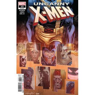 Marvel Comics UNCANNY X-MEN #13 (2019)