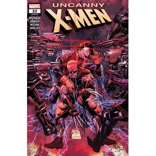 Marvel Comics UNCANNY X-MEN #22 (2019)
