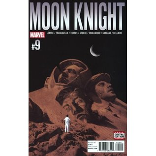 Marvel Comics MOON KNIGHT #09 (2017)