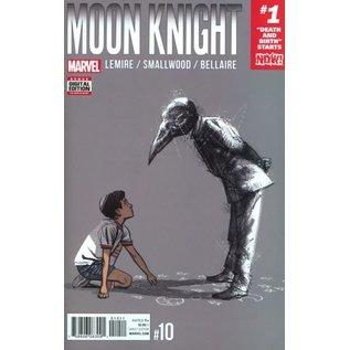 Marvel Comics MOON KNIGHT #10 (2017)