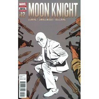 Marvel Comics MOON KNIGHT #12 (2017)