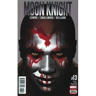 Marvel Comics MOON KNIGHT #13 (2017)