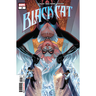 Marvel Comics BLACK CAT #2 (2019)